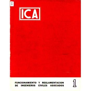 Funcionamiento y Reglamentación de Ingenieros Civiles Asociados