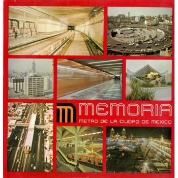 Memoria. Metro de la Ciudad de México (Digital)