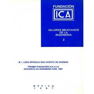 Valores Mexicanos de la Ingeniería 2 - M. I. Leda Speziale San Vicente de Guzmán (Digital)