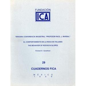 Cuadernos FICA 29 - Tercera Conferencia Magistral