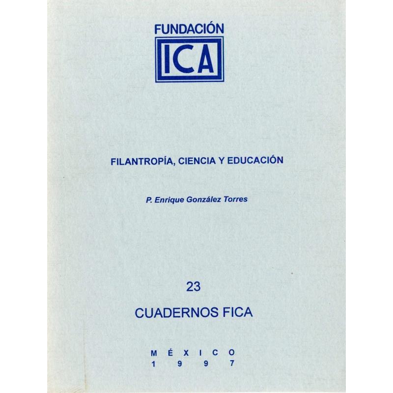 Cuadernos FICA 23 - Filantropía, Ciencia y Educación