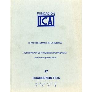 Cuadernos FICA 27 - El Factor Humano en la Empresa